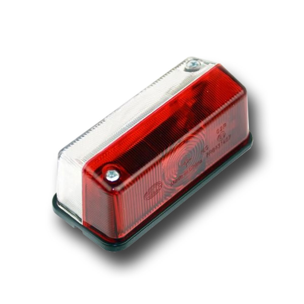 front / rear marker lamps