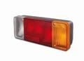 achterlicht, type SIEM, inclusief achteruitrijlamp, rechts