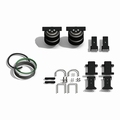 SemiAir, achteras, Isuzu D-Max (2010 - ..), basis kit