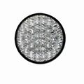 achterlicht/richtingaanwijzer, LED, Ø 95mm, type 726, 12volt