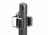 steelklem 20 - 30 mm, eenvoudig te monteren